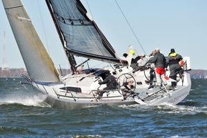 Used Farr Performance 42 Racer and Cruiser Sailboat For Sale