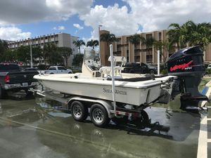 Used Shearwater 2200x Center Console Fishing Boat For Sale