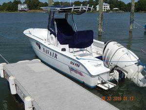 Used Sea Pro 238 Center Console Center Console Fishing Boat For Sale