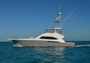 Used Bertram 630 Convertible Sports Fishing Boat For Sale