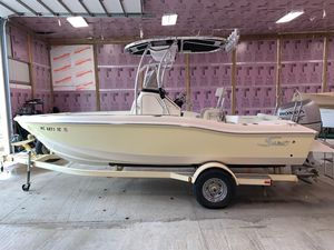 Used Scout 205 Sportfish Center Console Fishing Boat For Sale