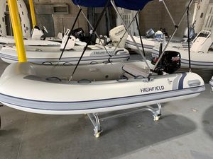 New Highfield CL 310 Tender Boat For Sale