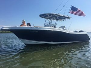 Used Polar 2700 Center Console Center Console Fishing Boat For Sale