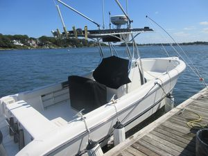 Used Triton 2500 CC Center Console Fishing Boat For Sale