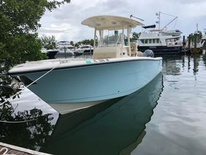 Used Cobia 277 Center Console Center Console Fishing Boat For Sale
