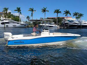Used Nauticstar 231 Coastal Center Console Fishing Boat For Sale