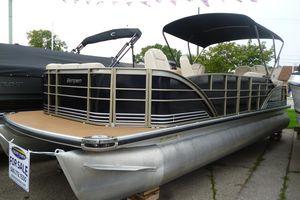 Used Sanpan 2500 Bar Pontoon Boat For Sale