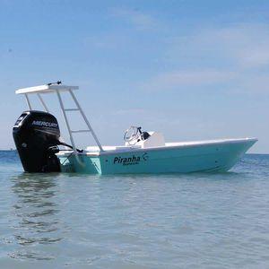 New Piranha ALVO F1700 Saltwater Fishing Boat For Sale