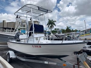 Used Boston Whaler 15 Dauntless Center Console Fishing Boat For Sale