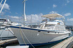 Used Island Gypsy Motor Cruiser Motor Yacht For Sale