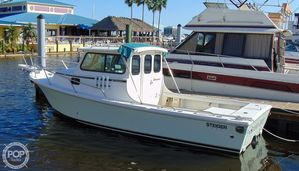 Used Steiger Craft 23 Chesapeake Pilothouse Boat For Sale