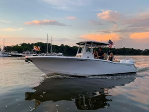 Used Tidewater 28 Custom Center Console Fishing Boat For Sale