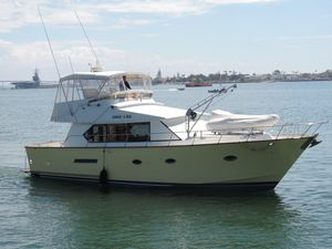 Used Defever Sedan Sportfisher Motor Yacht For Sale