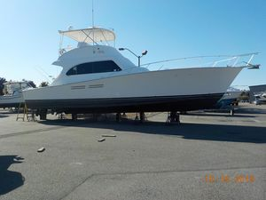 Used Post 50 Convertible Fishing Boat For Sale