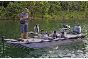 Used G3 Eagle 166 Freshwater Fishing Boat For Sale