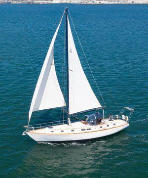 Used Gulfstar 50 Cruiser Sailboat For Sale