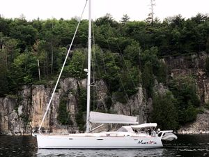 Used Beneteau Oceanis 54 Cruiser Sailboat For Sale