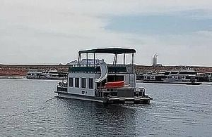 Used Myacht 5514 House Boat For Sale