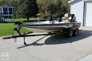 Used Nitro 896 Bass Boat For Sale