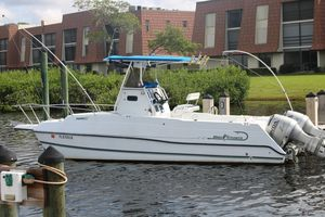 Used Pro Sports Pro Kat 2650 Power Catamaran Boat For Sale