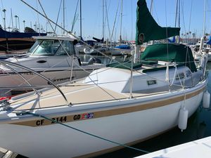 Used Ericson 27 Sloop Sailboat For Sale