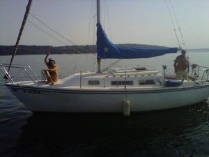 Used Catalina Daysailer Sailboat For Sale