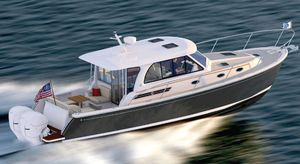 New Back Cove 390 Hardtop Express Cruiser Boat For Sale