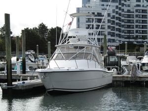 Used Shamrock 290 Offshore Cruiser Boat For Sale