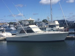 Used Viking 48 Convertible Sportfish Sports Fishing Boat For Sale