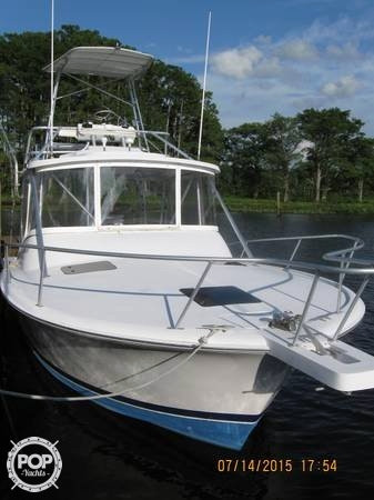 Used Luhrs T-320 Sports Fishing Boat For Sale