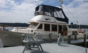 Used Albin Trawler Double Cabin Trawler Boat For Sale
