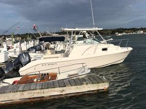 Used Cobia 256 Express Center Console Fishing Boat For Sale