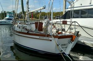 Used Shannon 28 SS II Cruiser Sailboat For Sale