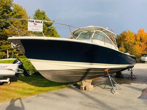 Used Pursuit 34 Drummond Island Cuddy Cabin Boat For Sale