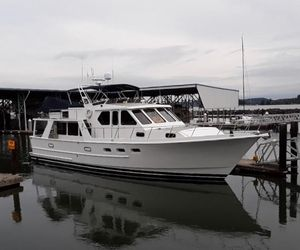 Used Custom J Simpson Aluminum Pilothouse Motor Yacht For Sale