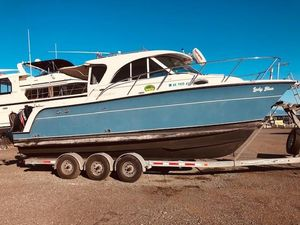 Used Glacier Bay Coastal Runner 3080 Power Catamaran Boat For Sale