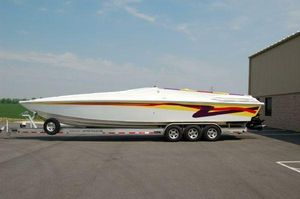 Used Sonic 386ss High Performance Boat For Sale