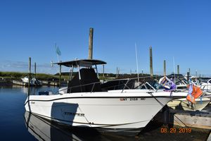 Used Striper Center Consol Sports Fishing Boat For Sale