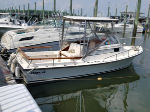 Used Shamrock 200 Cuddy Keel Drive Express Cruiser Boat For Sale