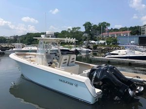 Used Sailfish 270 CC Center Console Fishing Boat For Sale