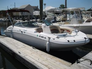 Used Hurricane 2200 Sundeck Bowrider Boat For Sale