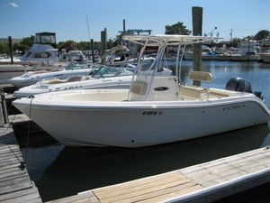 Used Cobia 220 Center Console High Performance Boat For Sale