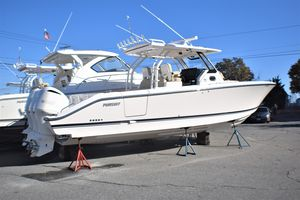 Used Pursuit S368 Center Console Fishing Boat For Sale
