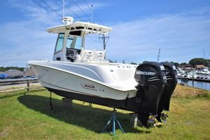 Used Boston Whaler 250 Outrage Center Console Fishing Boat For Sale