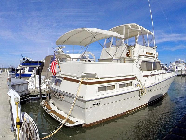 Used Viking Yachts 43 Double Cabin Motor Yacht For Sale