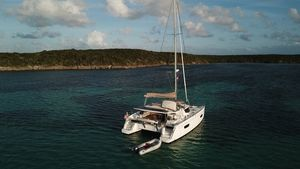 Used Fountaine Pajot Helia 44 Evolution Catamaran Sailboat For Sale