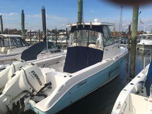 Used Seaswirl 2601 WA Saltwater Fishing Boat For Sale