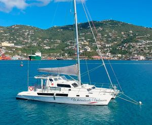 Used Royal Cape Catamarans Majestic 53 Cruiser Sailboat For Sale