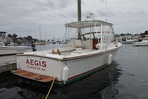 Used Fortier 26 Cuddy Cabin Boat For Sale