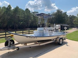 Used Shoalwater 19V Stealth Saltwater Fishing Boat For Sale